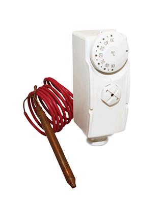 poza Termostat mecanic Salus AT10F de contact cu senzor de imersie